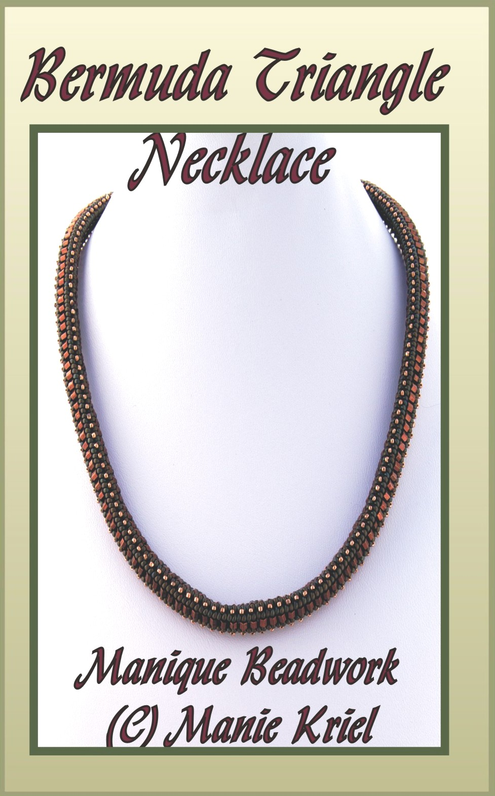 Bermuda Triangle Necklace Kit